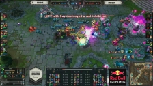 AHGL Season 3 Finals - LoL Grand Finals - Amazon_vs_Google - M3