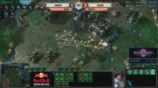 AHGL Season 3 Finals - SCII Grand Finals - Microsoft vs Amazon - G4