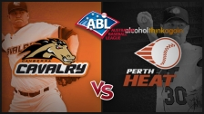 Canberra Calvary vs Perth Heat Recap
