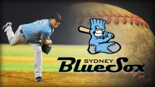 Game 1 Syd. BlueSox vs Bris. Bandits