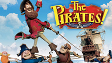 The Pirates! Band of Misfits Trailer