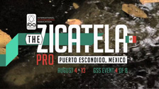 The Zicatela Pro Documentary 2011