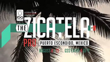 The Zicatela Pro 2011 Round 2