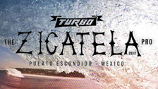 The Zicatela Pro 2012 Round 2