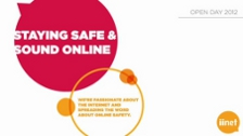 Staying Safe & Sound Online