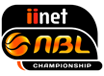 NBL IT GOES OFF logo