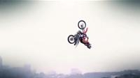 Front flips double back flips and big crashes