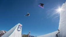 Red Bull Double Pipe 2015 Highlights