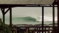 Big barrels and heavy reef breaks