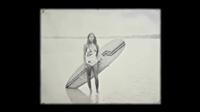 Old school surf photography