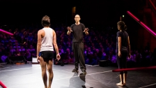 TED: Wayne McGregor: A choreographer&#226;&#128;&trade;s creative process in real time - Wayne McGregor (2012)