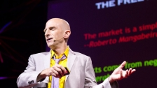 TED: Robert Neuwirth: The power of the informal economy - Robert Neuwirth (2012)