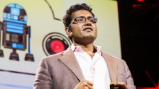 TED: Shyam Sankar: The rise of human-computer cooperation - Shyam Sankar (2012)