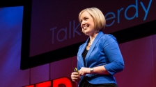 TED: Melissa Marshall: Talk nerdy to me - Melissa Marshall (2012)