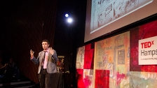 TED: Jarrett J. Krosoczka: How a boy became an artist - Jarrett J. Krosoczka (2012)