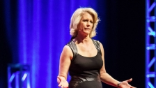 TED: Leslie Morgan Steiner: Why domestic violence victims don&#39;t leave - Leslie Morgan Steiner (2012)