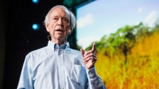 TED: Allan Savory: How to fight desertification and reverse climate change - Allan Savory (2013)