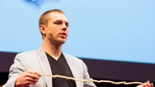 TED: Skylar Tibbits: The emergence of &ldquo;4D printing&rdquo; - Skylar Tibbits (2013)