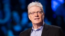 TED: Ken Robinson: How to escape education's death valley - Ken Robinson (2013)