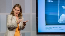 TED: Paola Antonelli: Why I brought Pac-Man to MoMA - Paola Antonelli (2013)