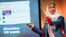 TED: Manal al-Sharif: A Saudi woman who dared to drive - Manal al-Sharif (2013)