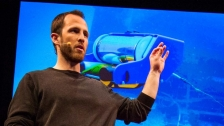 TED: David Lang: My underwater robot - David Lang (2013)