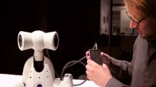 "TED: Guy Hoffman: Robots with ""soul"" - Guy Hoffman (2013)"