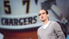 TED: Chris Kluwe: How augmented reality will change sports ... and build empathy - Chris Kluwe (2014)