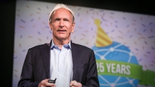 TED: Tim Berners-Lee: A Magna Carta for the web - Tim Berners-Lee (2014)