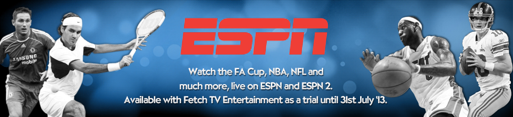 ESPN - FetchTV version